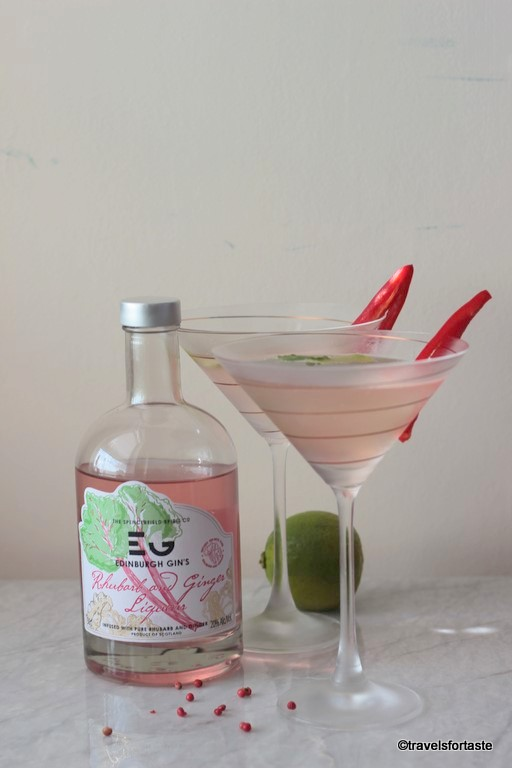Bombay Fever Pink Gin